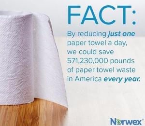 Better Beauty Vermont Norwex Paper towels