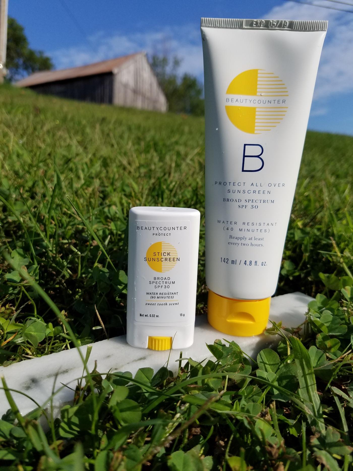 Better Beauty Vermont Beautycounter Sunscreen