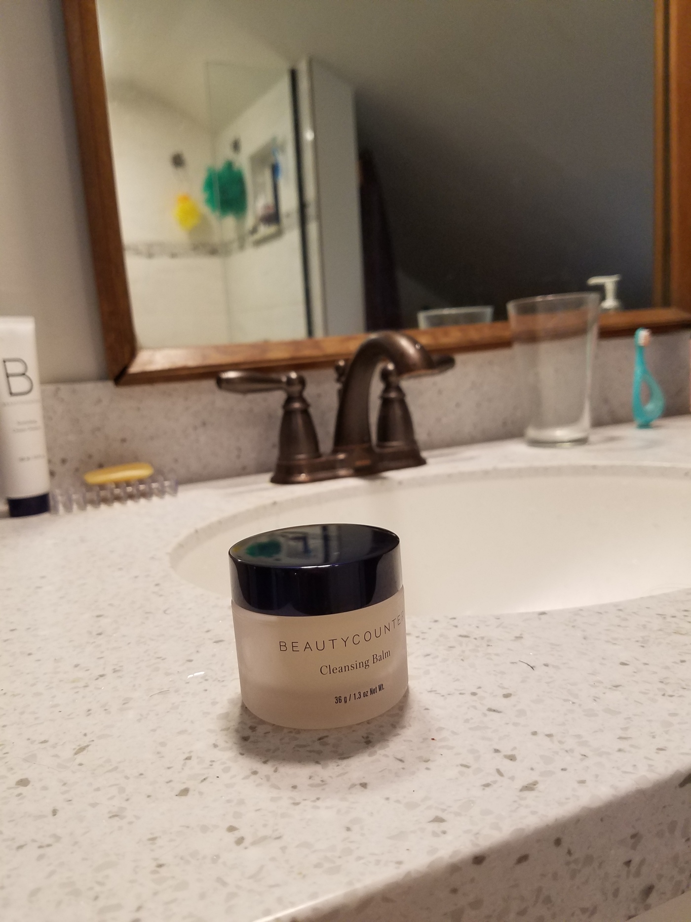 Better Beauty Vermont Beautycounter Cleansing Balm