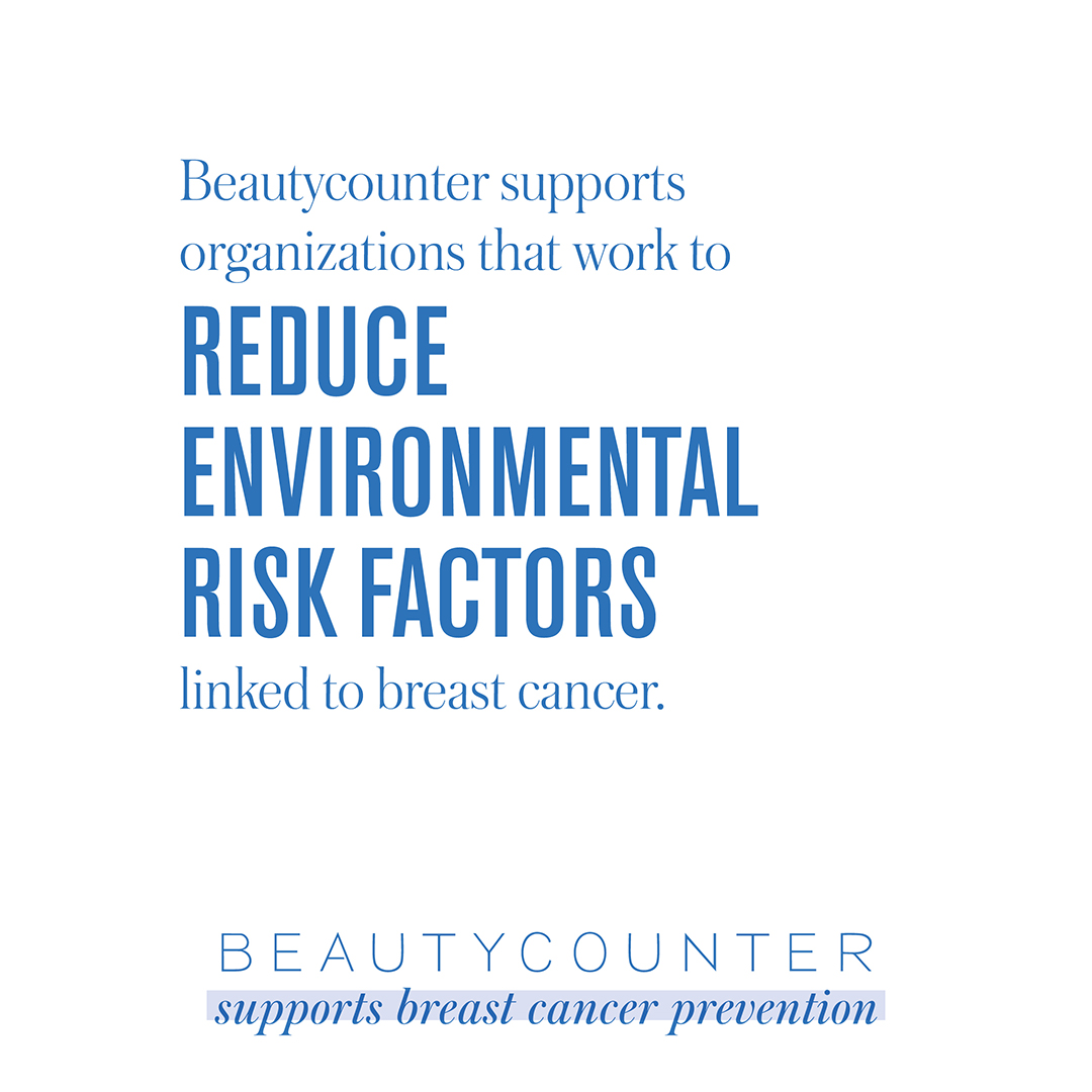Better Beauty Vermont Reduce Environmental Risk Factors linked to Breast Cancer
