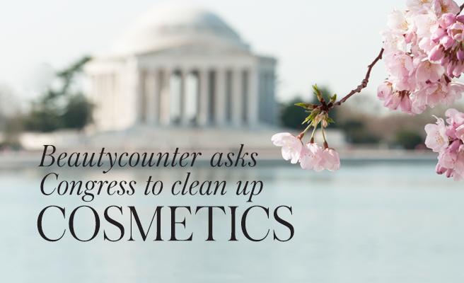 Better Beauty Vermont Beautycounter asks Congress to clean up Cosmetics