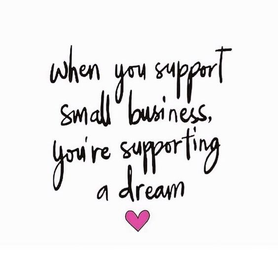Better Beauty Vermont When you Support Small Businesses, you're supporting a dream