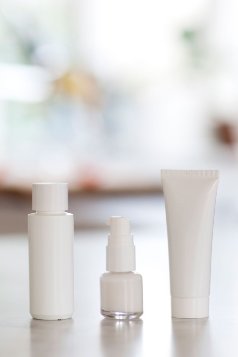 Better Beauty Vermont Empty facial cream bottles