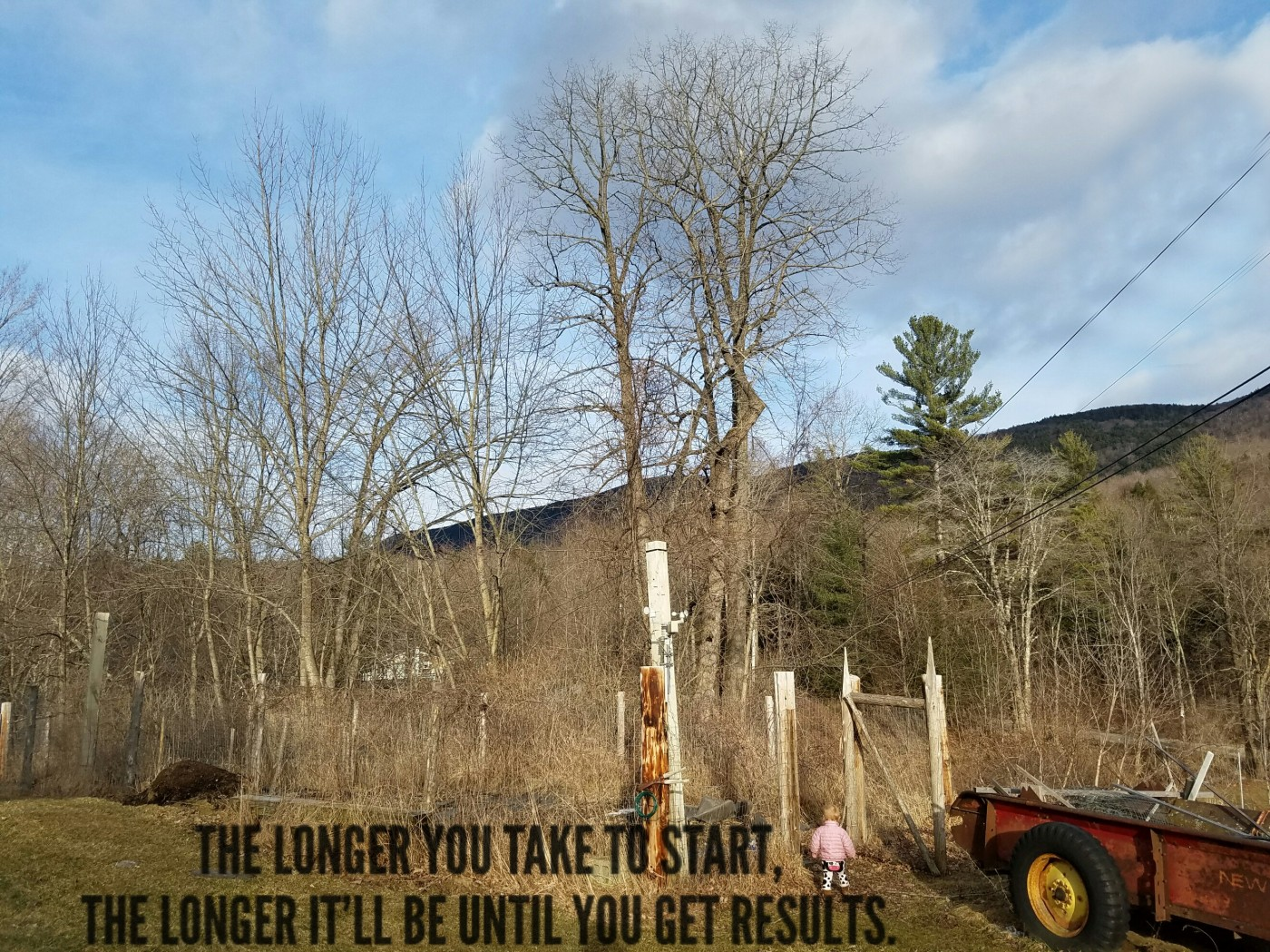 Better Beauty Vermont The longer you take to start, the longer it'll be until you get results