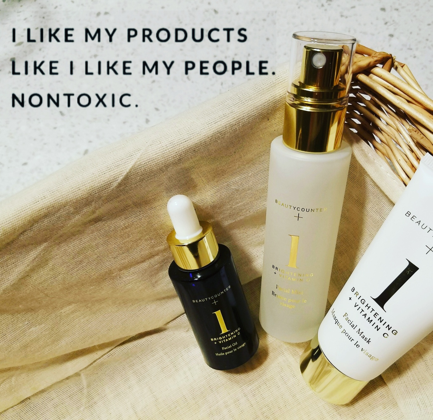 Better Beauty Vermont I like my products like I like my people. Nontoxic.
