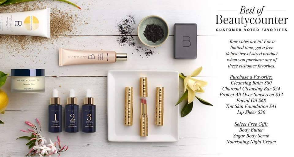 Better Beauty Vermont Best of Beautycounter