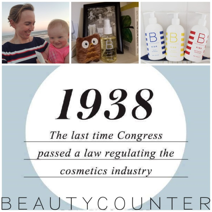 Better Beauty Vermont 1938 last time congress passed a law regulating the cosmetics industry Beautycounter