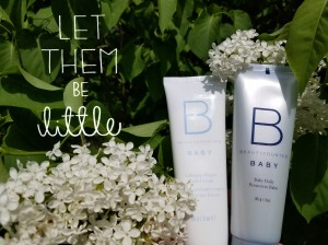 Let them be little diaper cream and protective balm beautycounter better beauty vermont