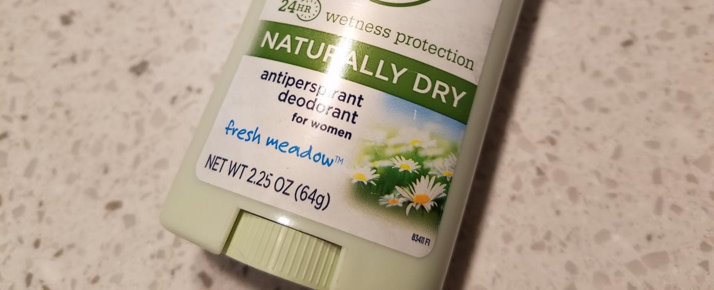 Better Beauty Vermont Deodorant