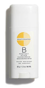 Better Beauty Vermont Beautycounter Protect Stick Sunscreen