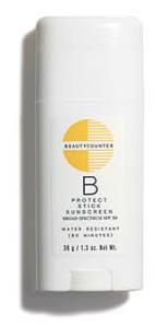 Better Beauty Vermont Beautycounter Protect Stick Sunscreen