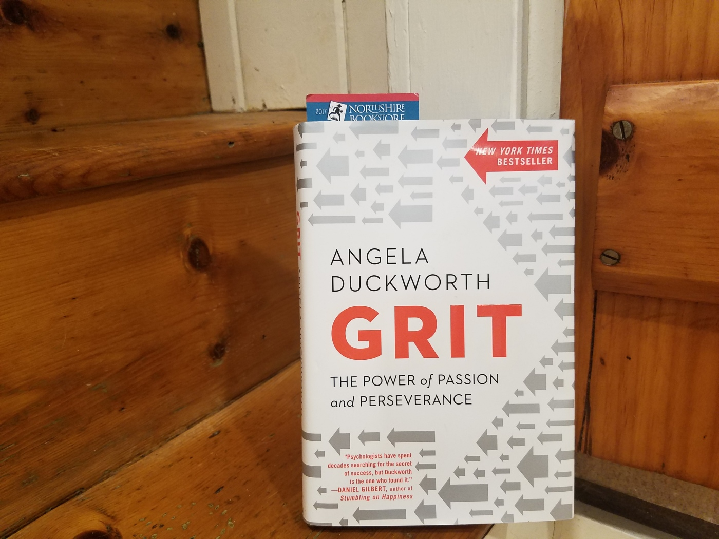 Better Beauty Vermont Grit by Angela Duckworth