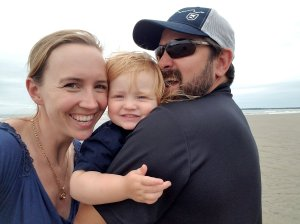 Better Beauty Vermont Family on the Beach