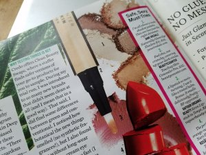 Beauty Vermont Touch Up Concealer in Cosmo!