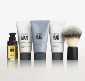 Better Beauty Vermont Introducing Counterman! Everything you need for a safer shave!