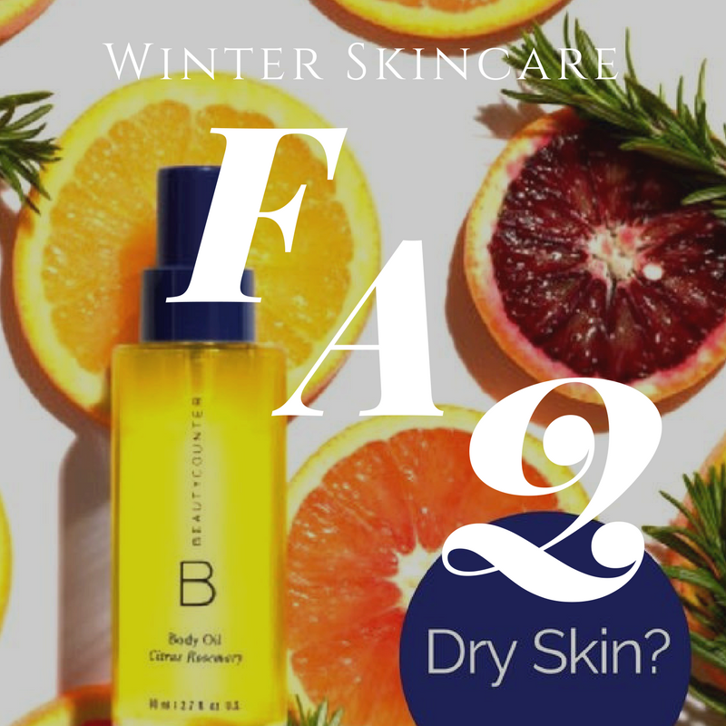 Better Beauty Vermont Winter Skin FAQ