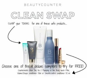 Better Beauty Vermont Clean Swap- once you know better, you can do better...